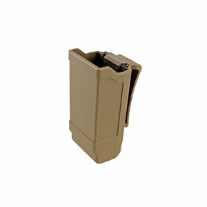 Image 4 - Tactical Mag Holder CQC Double Stack Magazine Holster for Glock 9mm Caliber Mag