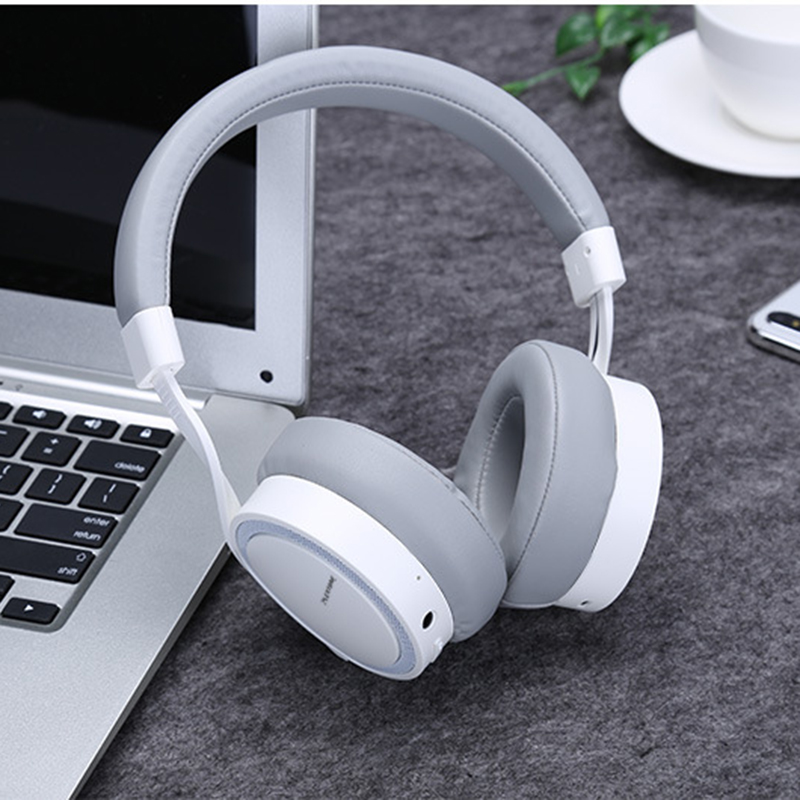 Teamyo Wireless HIFI Headphones Handsfree Bluetooth Headphone Bass Stereo Headset with Mic for iPhone 6/7/8/X XiaoMi LG