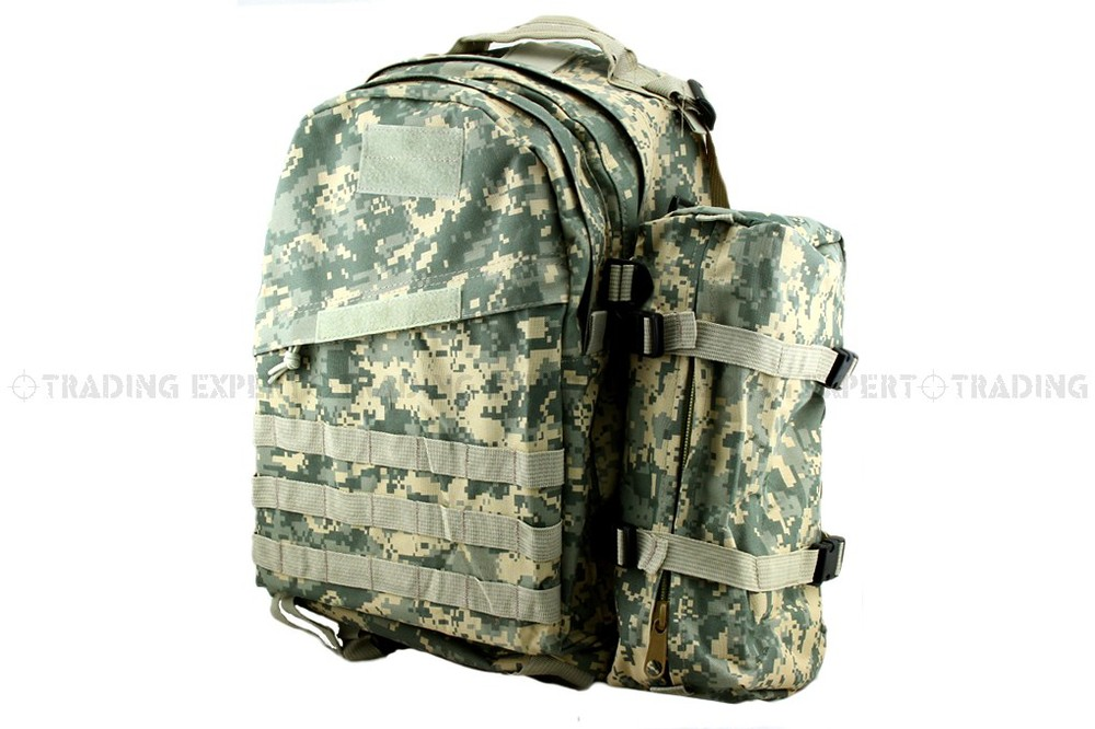 Outdoor Military Tactical Backpack Usmc 3d+1 Assault Backpack Bag Multicam cg-03-cp Picnic Bags