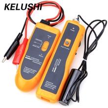 KELUSHI! NF-816 Подземный провод локатор провода трекер с светодиодный для электрического провода, телефонные капли, CATV коаксиальный