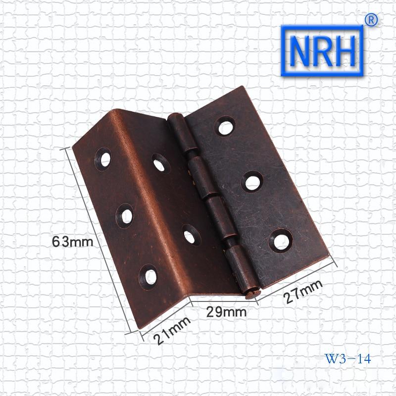 NRH angle hinge Bronze hinge Antique hinge Classical furniture hinge Cabinet door 8101 250 moen furniture hinges nrh hardware 492mm long hinge