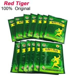 104pcs Pain Relief Patch Vietnam Red Tiger Balm Medical Plaster Backache Arthritis Muscular Pain Shoulder Joint Pain Killer C162