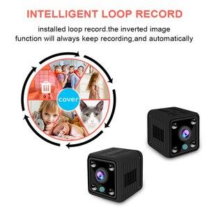 Image 5 - Mini Camera HD Camcorder IP Camera 1080P Sensor Night Vision WIFI Camera Remote Monitor small Camera Wireless Surveillance Cam