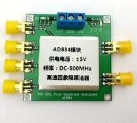 AD834 модуль DC-500MHZ дифференциальный/одноконечный прецизионный преобразователь с низким искажением