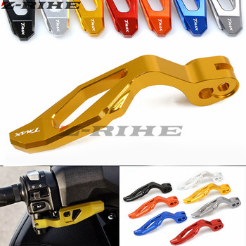 lever hand brake Motorcycle Accessories Lever Motorbike Parking Brake Levers For Yamaha TMAX 530 TMAX500 XP500
