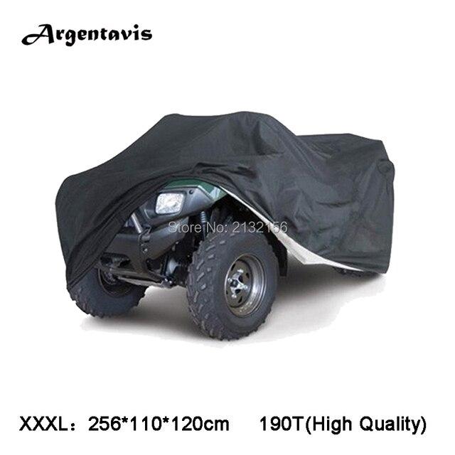XXXL большой размер ATV ATC Quad велосипед крышка, пригодный для Honda Yamaha Kawasaki Polaris багги охватывает водонепроницаемый для наружного использования