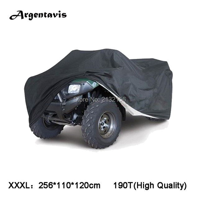 XXXL large size ATV ATC Quad bike cover fit for Honda Yamaha Kawasaki Polaris dune buggy covers waterproof  outdoor products