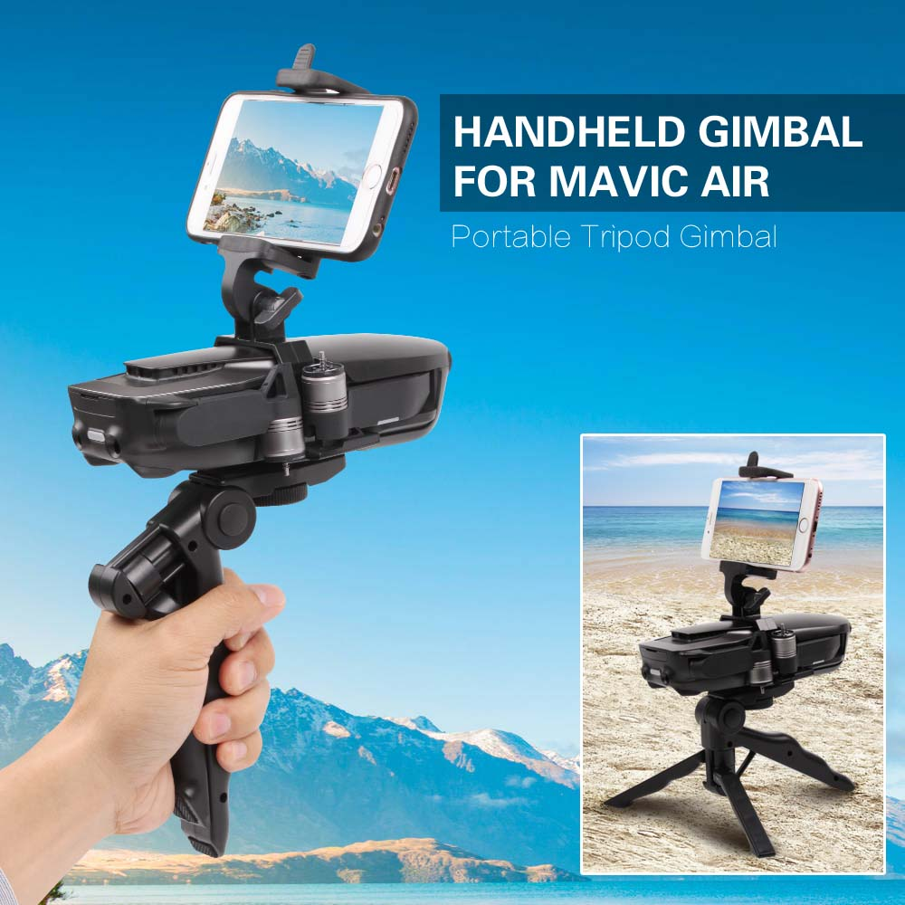 Quick-release Handheld Gimbal Portable Tripod Gimbal Stabilizers For DJI MAVIC AIR