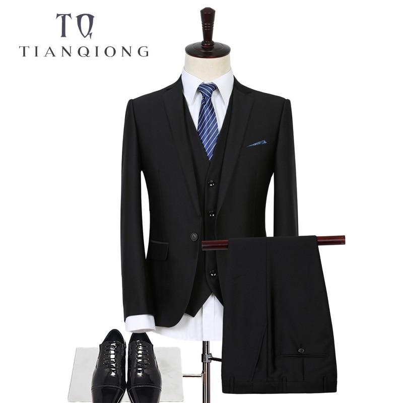 TIAN QIONG márka férfi esküvői ruhák kiváló minőségű - Férfi ruházat