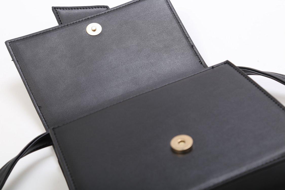 Spalla Di Bag Piccola Semplice Messenger Coreano Piazza Borsa Sacchetto Modo Selvaggio Fibbia nwXxqTzY