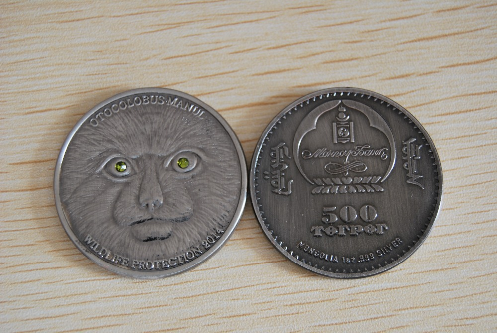 MONGOLIA 2014 500 TOGROG MANUL SILVER COIN 1pcs lot free shipping-in Non-currency  Coins from Home   Garden on Aliexpress.com  5bb7fbd82827