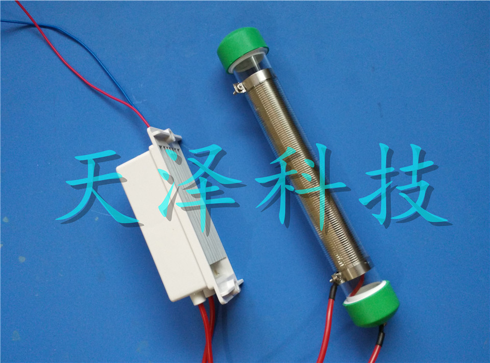 7.5G g open tubular ozone generator, ozone generator, power supply, sterilization, vegetable greenhouse