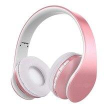 HIFI Stereo Earphones Bluetooth Headphones Music Headset with Microphone for Mobile Phone xiaomi Huawei iphone sumsamg tablet цена в Москве и Питере