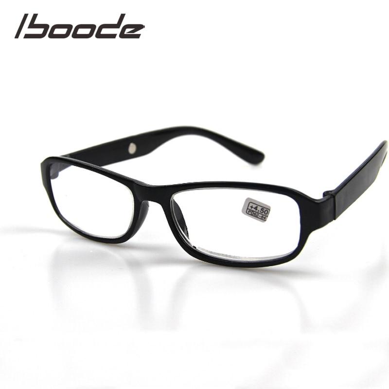 IBOODE Square Magnetic Reading Glasses Women Men Unisex Magnet Presbyopic Eyeglasses 1.0 1.5 2.0 2.5 3.0 3.5 4.0 4.5 5.0 5.5 6.0