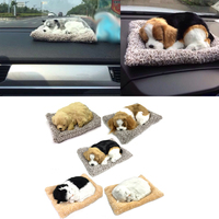 Car Cute Dog Cat Activated Carbon Package Bag Air Fresher Purifier Bamboo Charcoal Bag Remove Formaldehyde