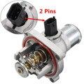 Montagem termostato líquido de arrefecimento do motor para chevrolet/aveo/cruze/sonic 09-13 55578419