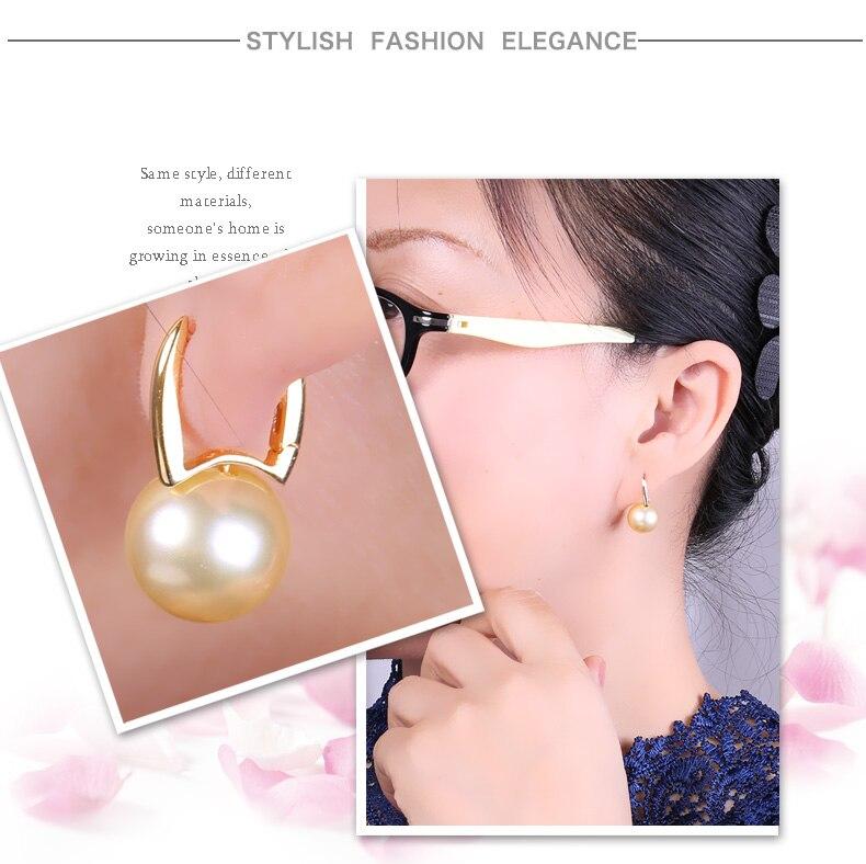 gold southsea pearl earrings jewelry 22