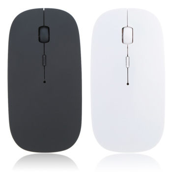 Ultra Thin 2.4GHz Wireless Optical Mouse Computer PC Mice with USB Adapter Mause for APPLE Macbook Mac Mouse Wireless