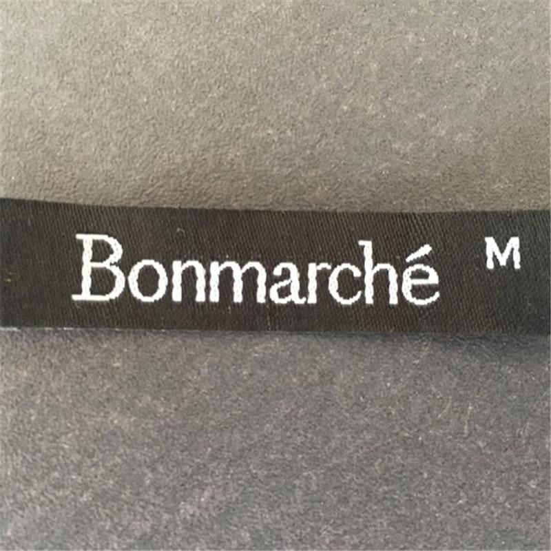 Etiquetas de ropa personalizadas etiquetas de prendas lavables - Artes, artesanía y costura - foto 2