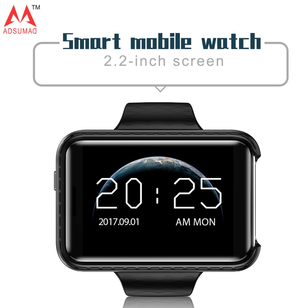 Smart Mobile Watch I5S support SIM TF Card 2G GSM 2.2 inch display MTK2502 pedometer video music MP3 MP4 MTK2502C 696 i5s 2 2 inch mtk2502c pedometer tf card extend gsm mp3 mp4 camera dial call