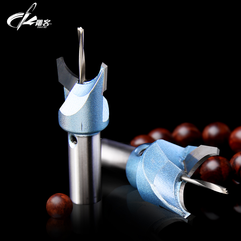 1PCS 10mm SHK Solid Carbide Woodworking Router Bit Buddha Beads Ball Knife Woodworking Tools Wooden Beads Drill Tool tungsten alloy steel woodworking router bit buddha beads ball knife beads tools fresas para cnc freze ucu wooden beads drill