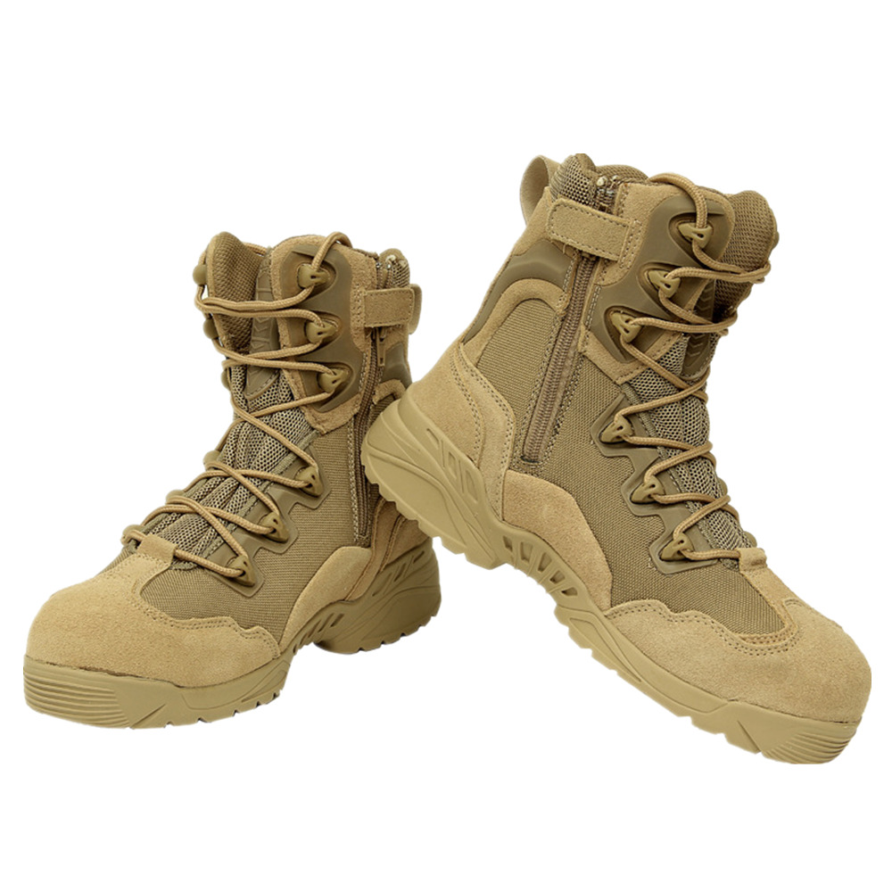 Military Army Boots Outdoor Desert Combat Boots Esdy