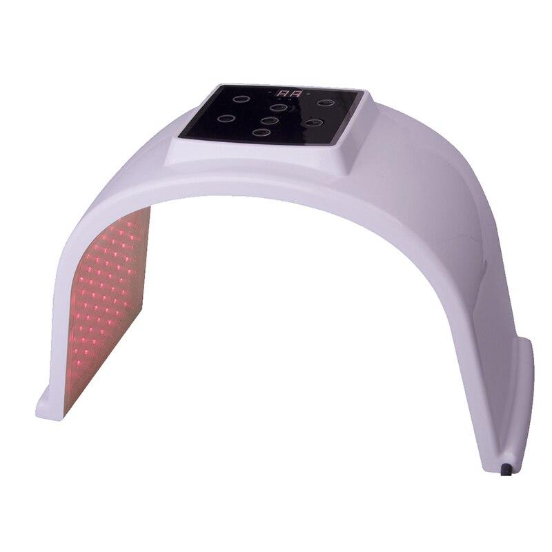 Красочный светодиодные кожи phototheapy инструмент масло контроль кожи whitending и tightnting уход за кожей салон машины высокое качество