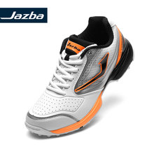 Jazba SKYDRIVE 100 Mens Cricket Rubber Cleats Professional Training Spikes Sneakers Cushioning Super Grip Outdoor Shoes