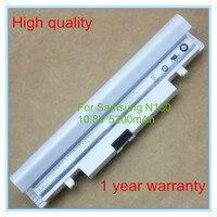 White Laptop Battery For AA PB2VC6B AA PB2VC6W AA PL2VC6B AA PL2VC6W AA PB3VC6B N218 N143 N145 N148 N150 N230 N350 11.1V