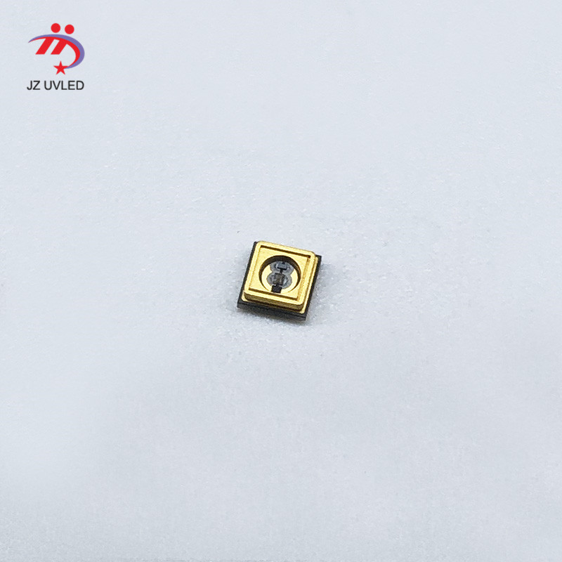 275nm UVC LED Lamp Beads For UV Disinfection Equipment 265nm 285nm SMD 3535 Chip LED Deep Violet Ultraviolet Light 6V100mA