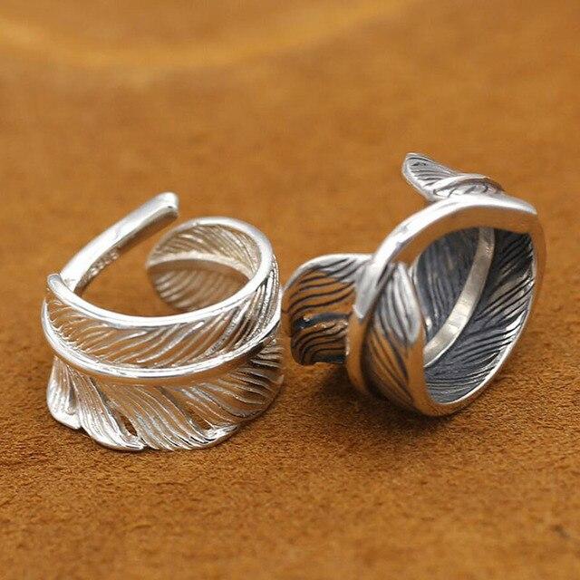Aliexpresscom Buy Thai silver retro personality thick silver