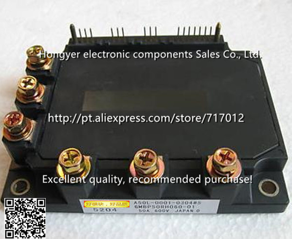 ФОТО Free Shipping 6MBP75RH060-01,New(Old components,Good quality) Power Modules IPM: 75A-600V Can directly buy or contact the seller