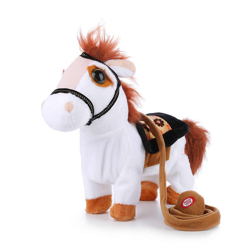 Children Birthday Gifts Electronic Toys For Kids Remote Robot Horses Walking Singing Dancing