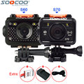Original SOOCOO S70 S60 S60B Wifi Remote Control Sport Action Video Camera+Extra 1Pcs Battery+Battery Charger+Waterproof Cable