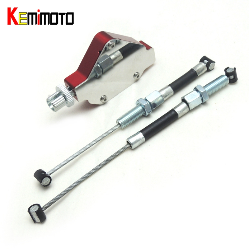 KEMiMOTO Triple Motorcycle Accessories Aluminum Stunt Clutch Lever Easy Pull Cable System For YAMAHA MT 09 MT09 MT-09 2015 2016 free shipping 200pcs lot n channel mosfet si2306 a6shb 3 5a 30v sot23 mos smd triode transistor 100
