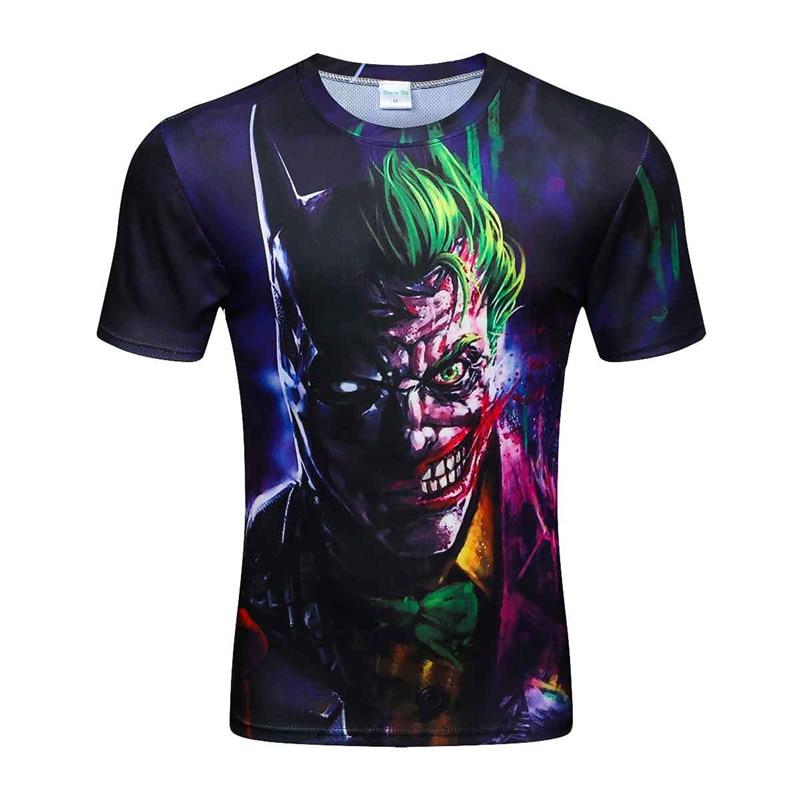 2017new style à manches courtes T-shirt, hommes de 3D 206 #