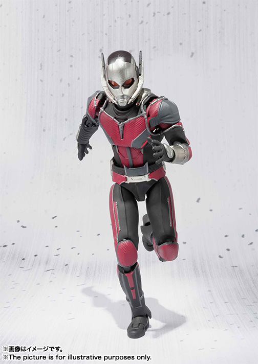 SHF Civil War Ant Man Cartoon Toy Action Figure Model Doll Gift ant man ant man yellow jacket 6 5cm mini figure with acrylic base action figure toys