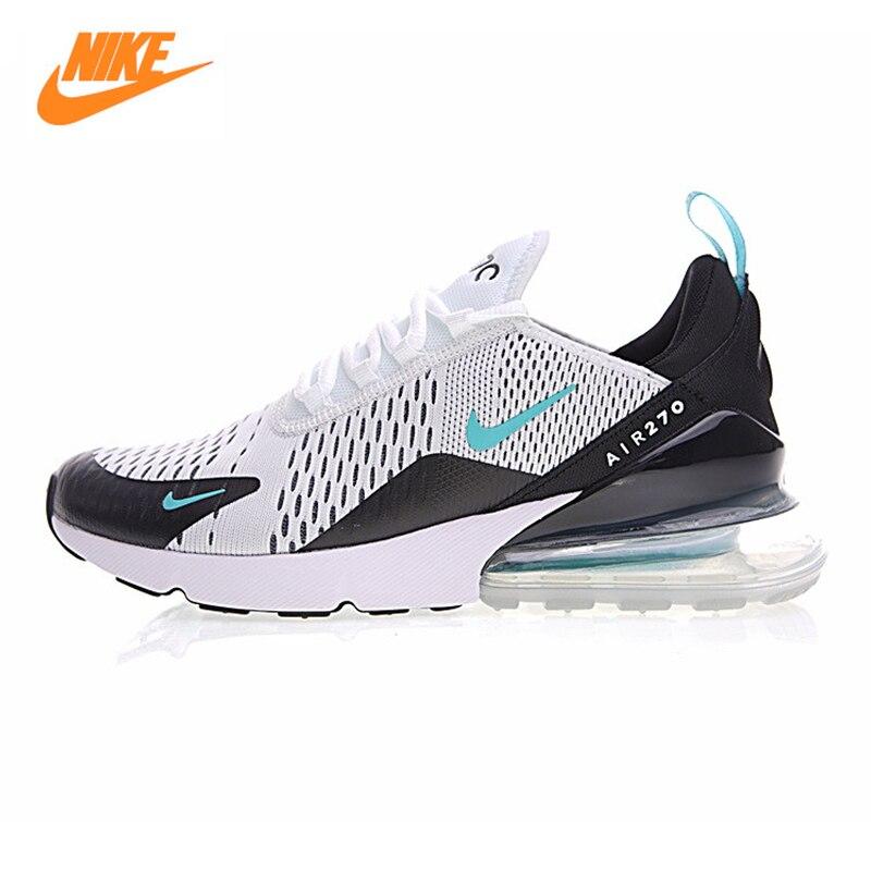 watch f4e51 d4f99 Nike Air Max 270 hombres zapatos para correr al aire libre zapatillas de  deporte Zapatos transpirable resistente al desgaste antideslizante de  absorción de ...
