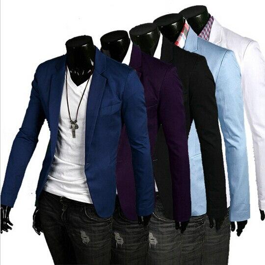 Wild Single Button terno suit Jacket Blazers  4