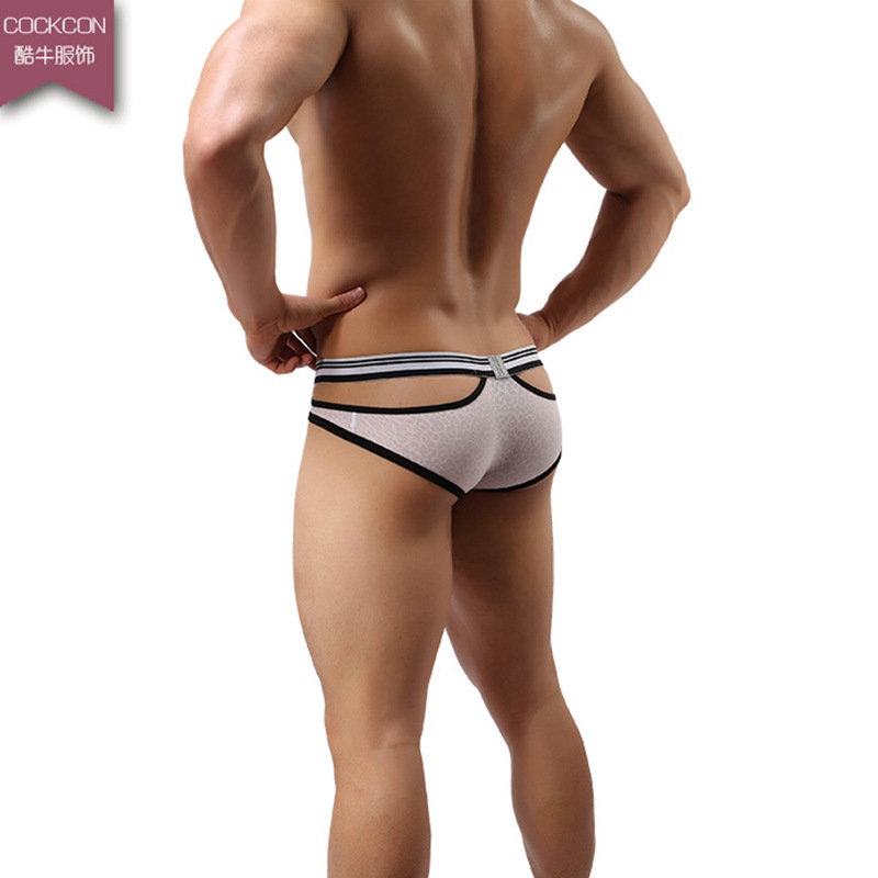 13e583d884be COCKCON Hotsale Sexy Men Cocksox Underwear Bikini Briefs Bulge Ultra  Jockstrap BOY Lycra low waist cotton briefs 1pcs-in Briefs from Underwear &  Sleepwears ...