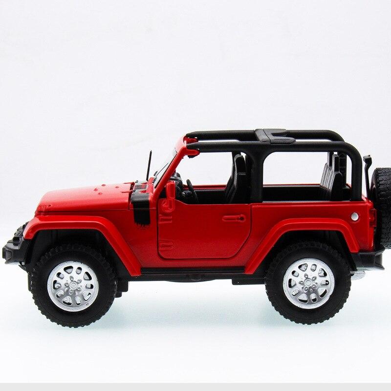 2017 Лидер продаж 1:32 внедорожник Jeep Литой Сплав металла суперкар модель Коллекция модель отступить Игрушечные лошадки автомобиля Подарок дл...