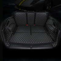car trunk mat cargo liner for great wall hover h3 h5 haval h6 h8 h9 h2,mitsubishi asx pajero sport outlander 2018 2017 2016 2015