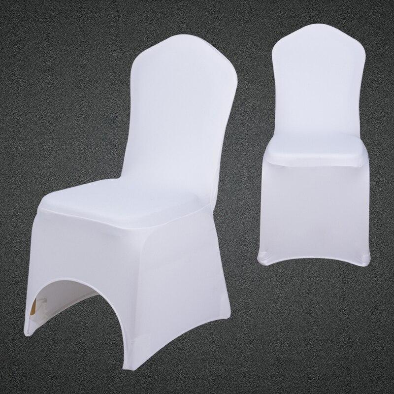 Zwart Wit Eetkamerstoelen.1 Stks Zwart Wit Eetkamerstoel Covers Spandex Stretch Decoratie