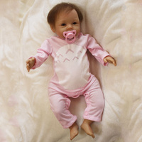 High End Handmade Toys Doll for Babies Sleep Toys 50cm Realistic Interest Dolls Newborn Children's Gifts Bedtime Dolls Cute