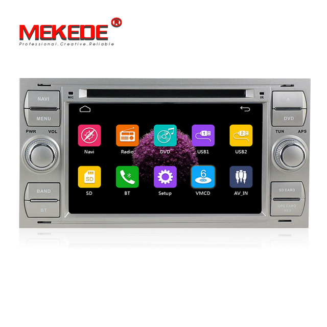 free shipping Car Multimedia dvd Player For Focus C Max S Max Fusion ...