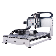 цена на 800W 4 axis cnc engraving router 6040 ER11 collet woodworking machinery 4060 milling machine