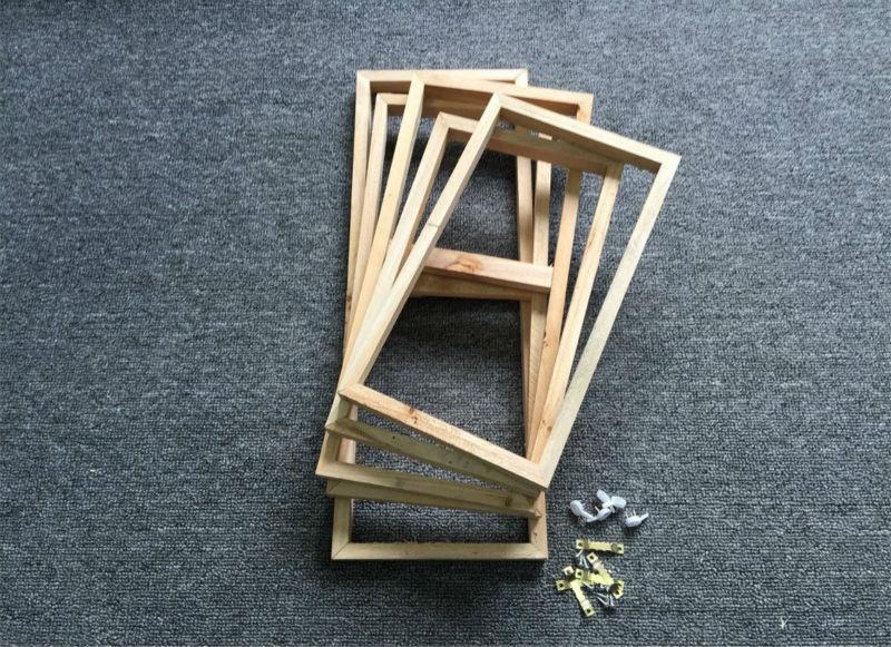 ღ ღMarco de madera para el lienzo pintura naturaleza madera marco ...