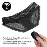 Neue Vibrierende Höschen 10 Funktionen Drahtlose Fernbedienung Strap auf Unterwäsche Vibrator Klitoris Stimulator Sex Spielzeug Für Frauen