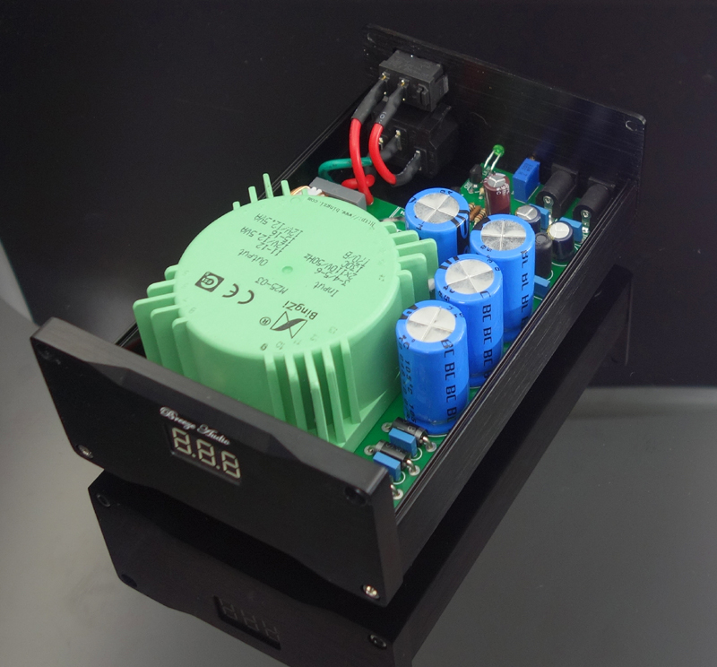 Image 3 - WEILIANG AUDIO 25W linear regulated power supply double output-in Amplifier from Consumer Electronics