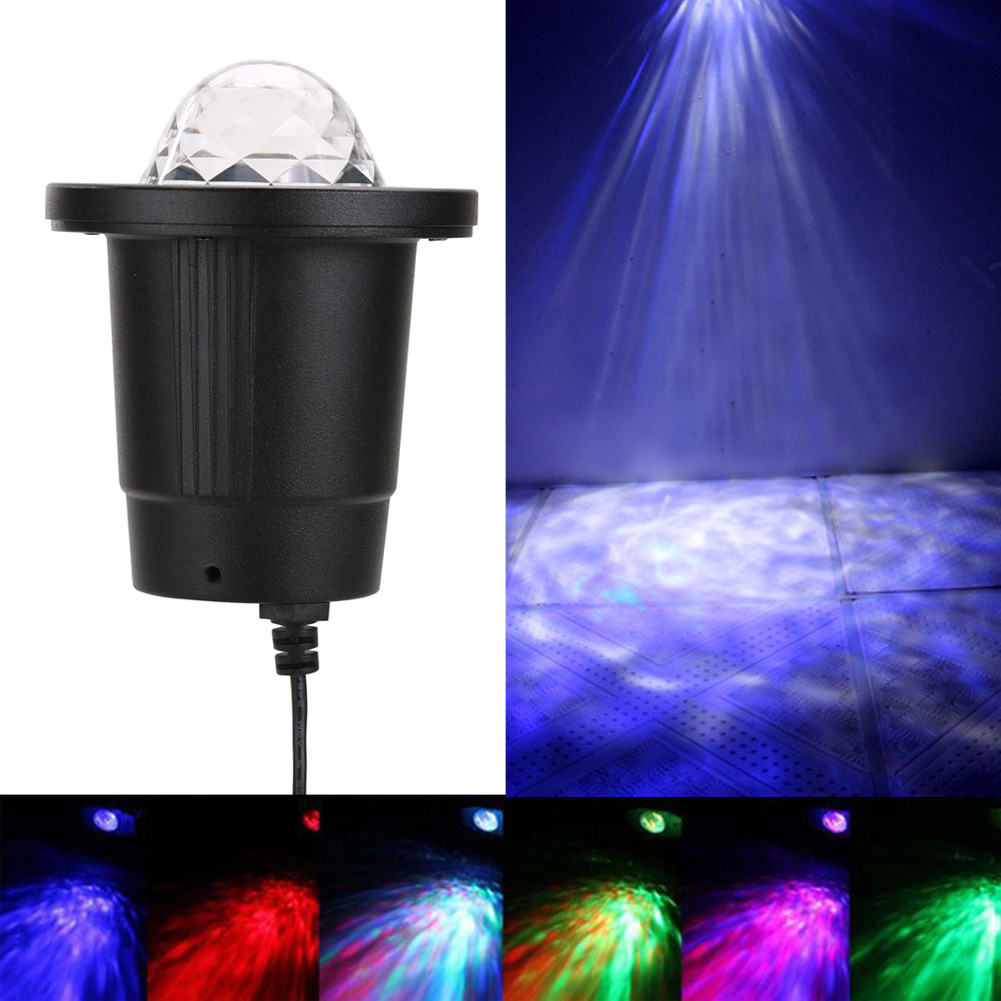 R & G Waterproof Outdoor Garden Landscape Water line Garden Laser Christmas Stage Light Ocean Projection lamp FULI